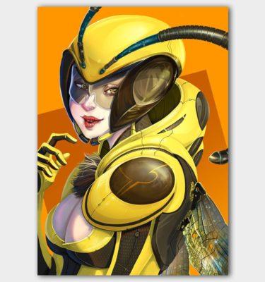 Print-Wasp-Girl