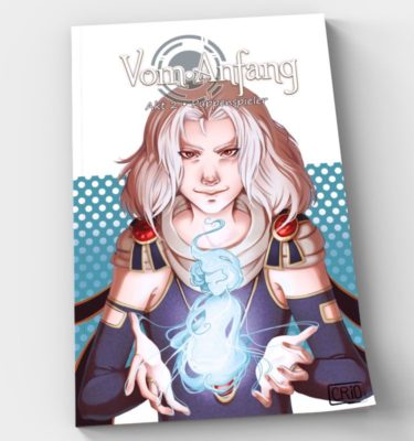 Cover Comic Vom Anfang 2