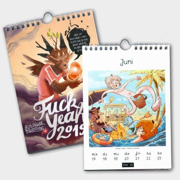 Kalender-Fuck-Yeah-2019