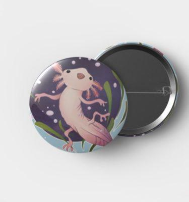 Button Axcolotl