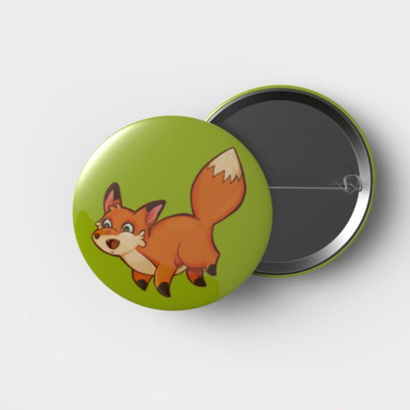 Button Fuchs
