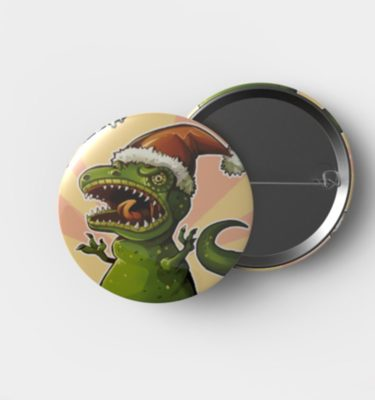 Button T-rex