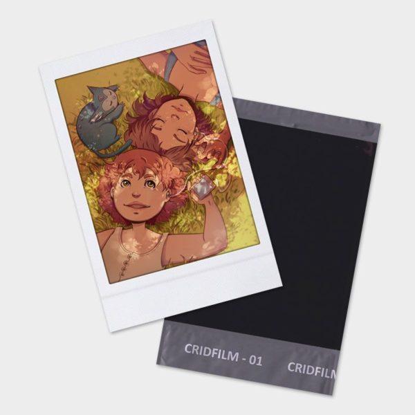 Polaroid 01 Cosima und Nocturne
