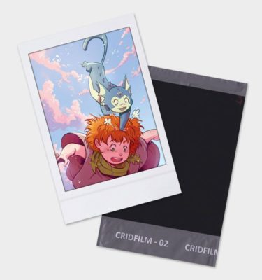 Polaroid 02 Cosima und Kuru