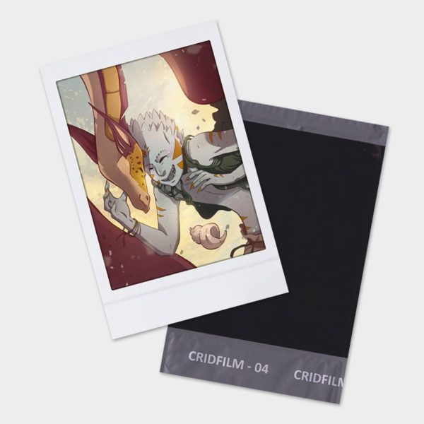 Polaroid 04 Chaze und Anya