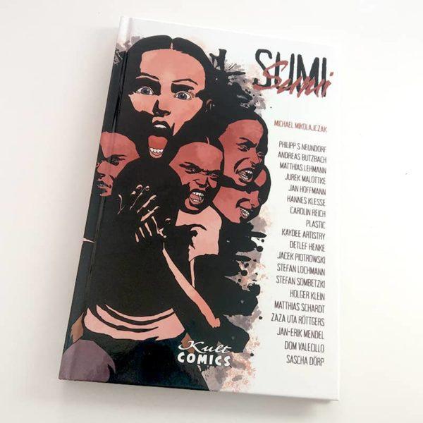 Cover - Comic Sumi
